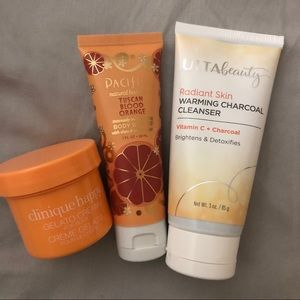 Skincare bundle from Ulta and Sephora
